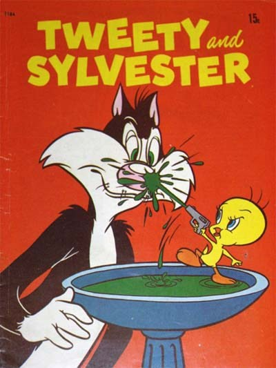 Tweety and Sylvester (Magman, 1971) #2184? (1971)