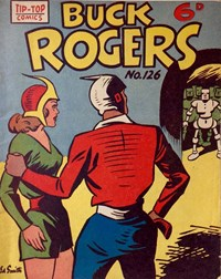 Page 1—Buck Rogers (Southdown Press, 1947? series) #126  ([1949?])
