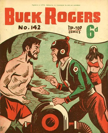 Buck Rogers (Southdown Press, 1947? series) #142 ([October 1950?])