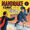 Mandrake Comic (Shakespeare Head, 1955 series) #21 (October 1956)