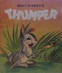 Walt Disney's Thumper (Ayers & James, 1945?)  ([1945?])