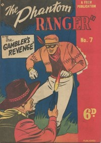The Phantom Ranger (Frew, 1949 series) #7 ([April 1950])