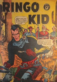Ringo Kid (Transport, 1955? series) #2