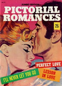 Pictorial Romances Jumbo Edition (South Pacific/Jubilee, 1974?) #44179 — Untitled (Cover)
