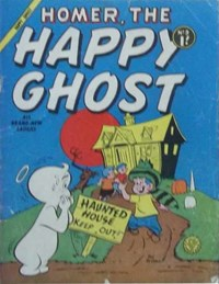 Homer, the Happy Ghost (Horwitz, 1956 series) #9