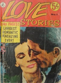 Love Stories (Colour Comics, 1970? series) #1 ([1965?])