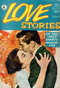Love Stories (Colour Comics, 1970? series) #2 ([1966?])