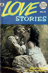 Love Stories (Colour Comics, 1970? series) #5 ([1969?])