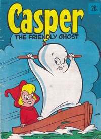 Casper the Friendly Ghost (Rosnock/SPPL, 1975) #25125 (1975)