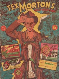 Tex Morton's Wild West Comics (Allied, 1947? series) v2#2 — Untitled