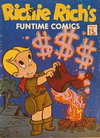 Richie Rich's Funtime Comics (Rosnock, 1974) #24004 ([1974])