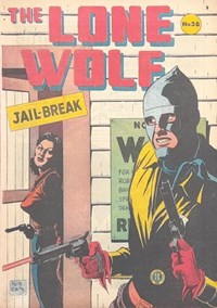 The Lone Wolf (Atlas, 1951? series) #38