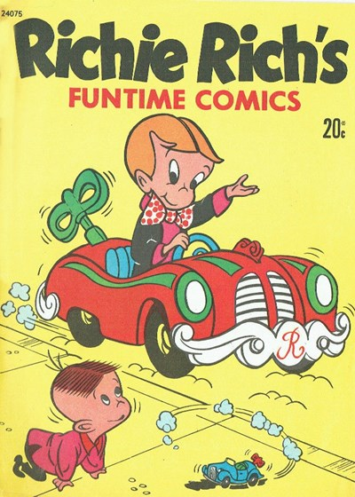 Richie Rich's Funtime Comics (Magman, 1974?) #24075 ([1974])