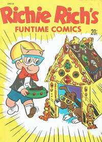 Richie Rich's Funtime Comics (Magman, 1974?) #24088 — Untitled