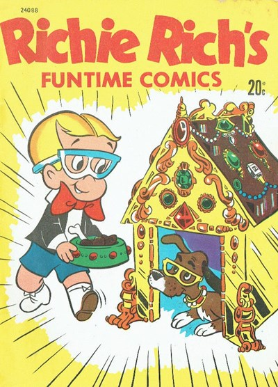 Richie Rich's Funtime Comics (Magman, 1974?) #24088 ([1974])