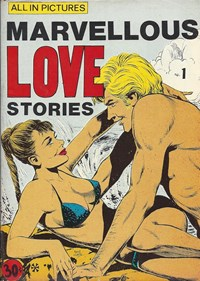 Marvellous Love Stories (Yaffa/Page, 1974 series) #1 — Untitled (Cover)