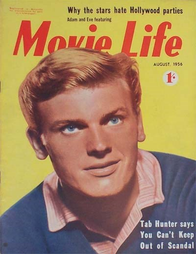 Adam and Eve Featuring Movie Life (Southdown Press, 1946? series) v10#2 (August 1956)