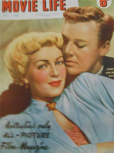 Adam and Eve Featuring Movie Life (Southdown Press, 1945 series) v1#1 (1 July 1946)