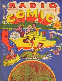Radio Comic (Meteor, 1947 series) #11