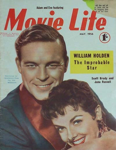 Adam and Eve Featuring Movie Life (Southdown Press, 1946? series) v9#11 (May 1956)