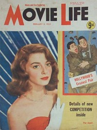 Adam and Eve Featuring Movie Life (Southdown Press, 1946? series) v6#8 (2 February 1953)