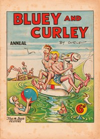 Bluey and Curley Annual (Herald, 1946? series)  ([1950])