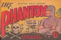 The Phantom (Frew, 1948 series) #1