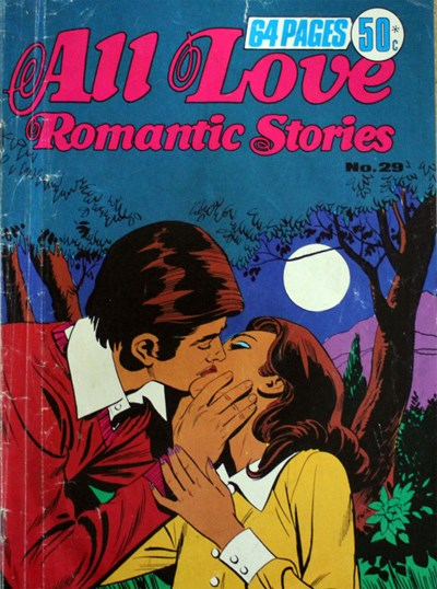 All Love Romantic Stories (Murray, 1978 series) #29 ([November 1978?])