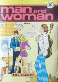 Man and Woman (Colour Comics, 1969? series) #9