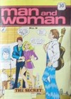Man and Woman (Colour Comics, 1969? series) #9 ([1971?])