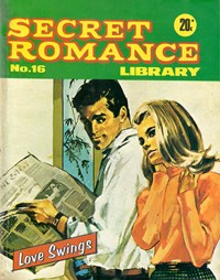 Secret Romance Library (Sport Magazine, 1971? series) #16