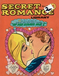 Secret Romance Library (KG Murray, 1973? series) #25