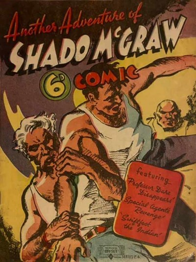 Another Adventure of Shado McGraw Comic (OPC, 1944?) #C4 ([September 1944?])