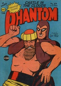 The Phantom (Frew, 1983 series) #975 — Castle in the Clouds
