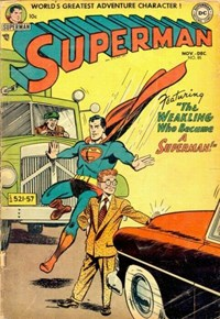Superman (DC, 1939 series) #85 (November-December 1953)