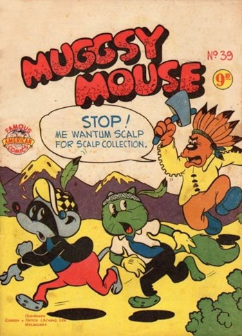 Muggsy Mouse (New Century, 195-? series) #39 ([1954?])