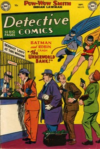 Detective Comics (DC, 1937 series) #175 (September 1951)