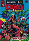 Conan The Barbarian (Newton, 1975 series) #1 (1975)