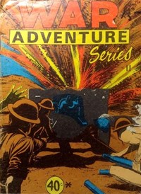 Page 1—War Adventure Series (Yaffa/Page, 1971? series) #11  ([1972?])