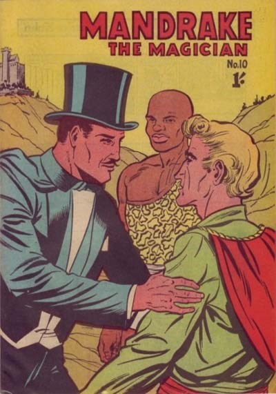 Mandrake the Magician (Youngs, 1959? series) #10 ([1959?])