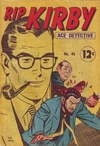 Rip Kirby Ace Detective (Yaffa/Page, 1964? series) #46 ([1968?])