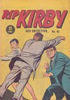 Rip Kirby Ace Detective (Yaffa/Page, 1964? series) #43 ([August 1967])