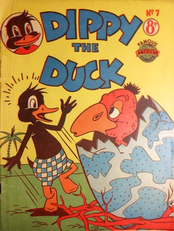 Dippy the Duck (New Century, 1953? series) #7 ([July 1953?])