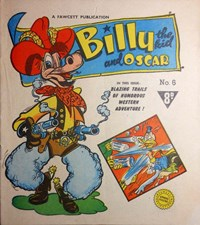 Billy the Kid and Oscar (Cleland, 1953? series) #6 ([January 1954?])