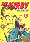 Rip Kirby Ace Detective (Yaffa/Page, 1964? series) #34 ([March 1965?])