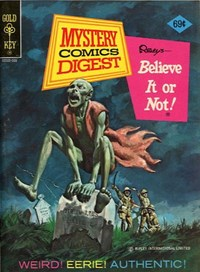 Mystery Comics Digest (Western, 1972 series) #25 — Untitled