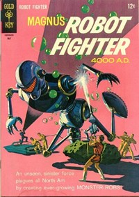 Magnus, Robot Fighter (Western, 1963 series) #14 — Untitled