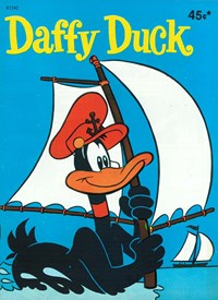 Daffy Duck (Rosnock, 1982) #R1242 — Untitled