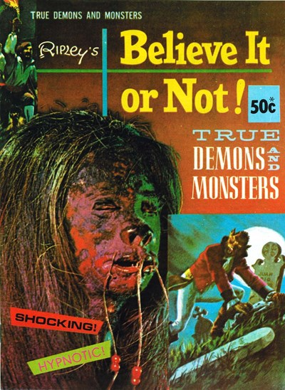 Ripley's Believe It or Not! True Demons and Monsters (Rosnock, 1982) #R1253 ([June 1982])