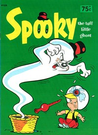 Spooky the Tuff Little Ghost (Rosnock, 1985) #R1528